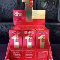 Revlon Professional UniqOne Hair Treatment : image © Shades Hair